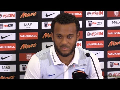 Ryan Bertrand Full Pre-Match Press Conference Ahead Of Slovenia & Lithuania World Cup Qualifiers