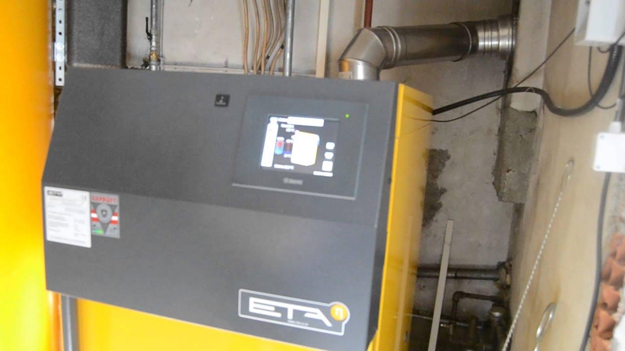 Caldaia a gassificazione di legna eta sh 30 testimoni for Eta caldaie legna
