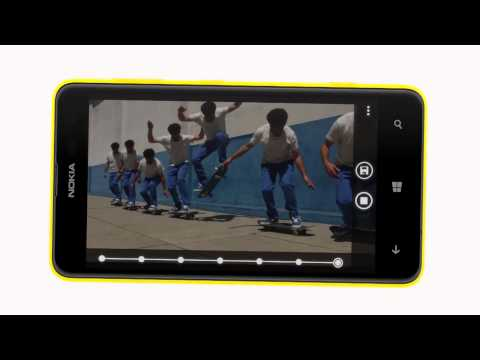 Nokia Lumia 625 Commercial