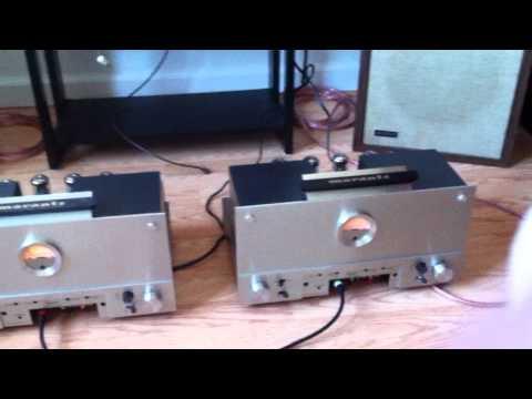 Marantz Model 9 Amplifiers