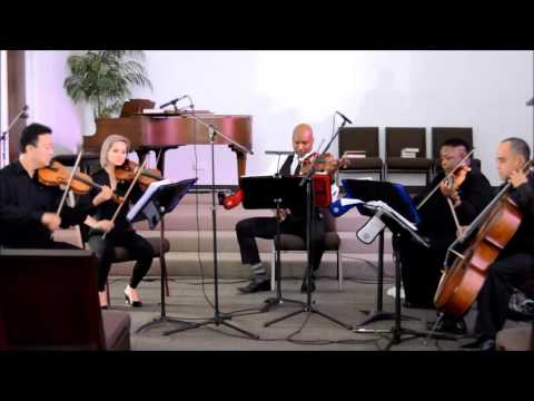 Rather Be (Clean Bandit) String Qaurtet by The Ocdamia Strings | Contemporary Cocktail Wedding Song