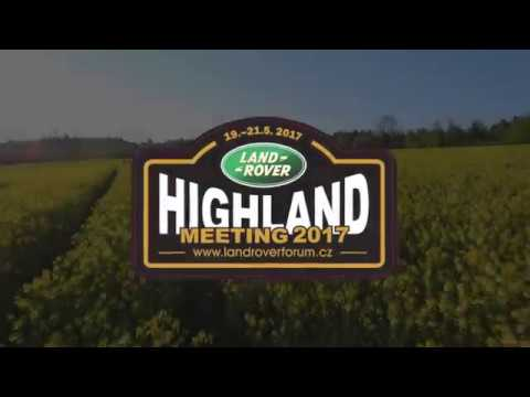 Land Rover Highland Meeting Jihlava 2017 | sky-flyers.cz