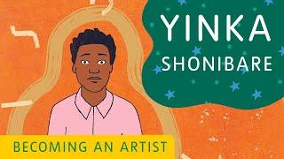 Becoming an Artist: Yinka Shonibare | Tate Kids