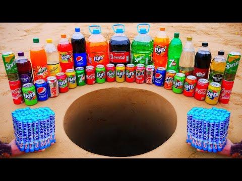 Fanta, Coca Cola,