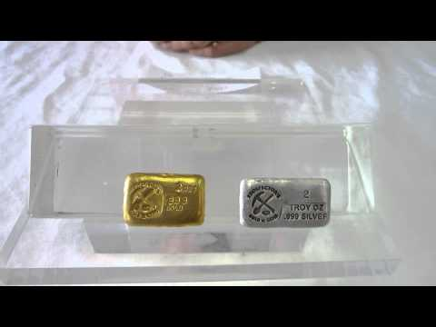Colorado Gold and Silver Bullion