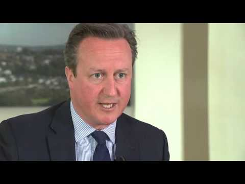 British PM: I Had Stake in Dad's Panama Offshore Trust