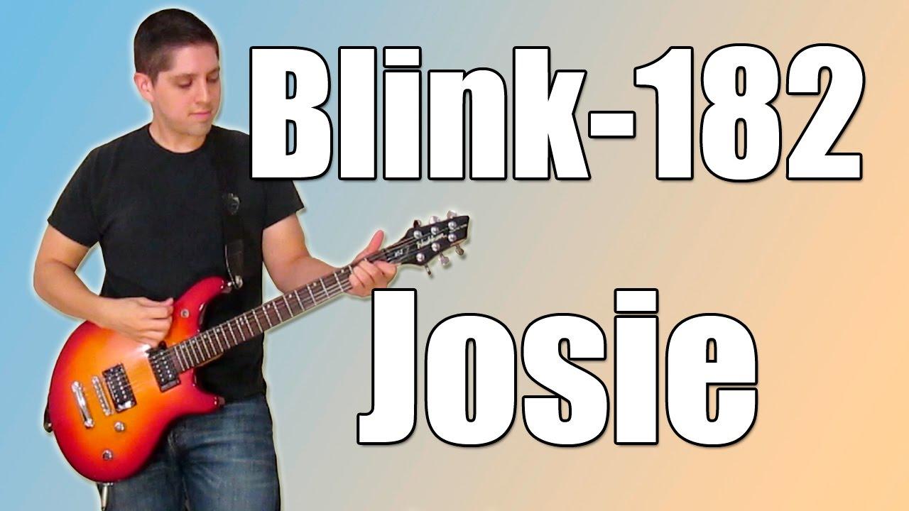 Blink-182 - Josie (Instrumental) - YouTube