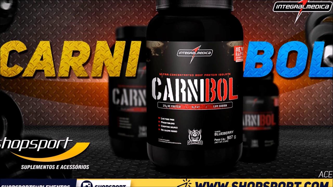 3f231cc3d Carnibol - Integralmedica - YouTube