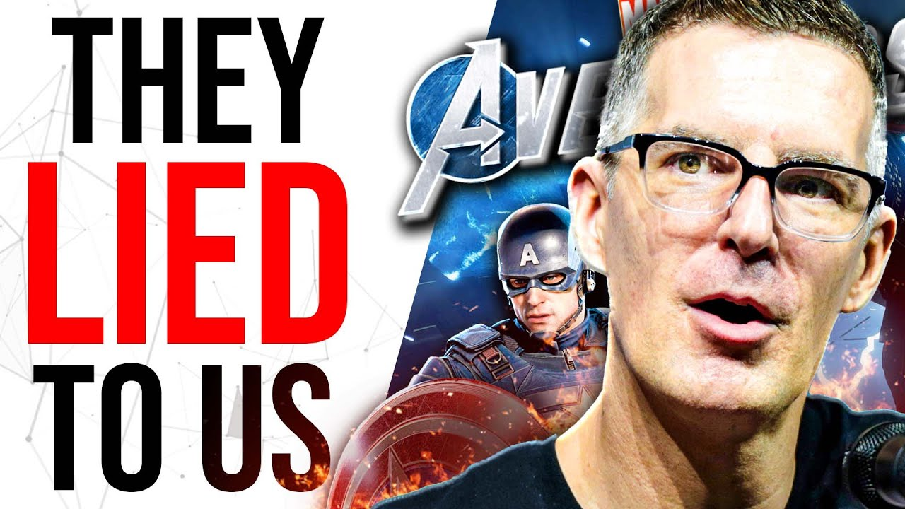 Download Marvel's Avengers Broke Their Promise To Players.