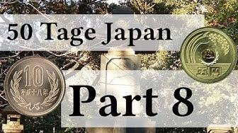 Yen vs. Euro - 50 Tage Japan (#50djp) - Part 8