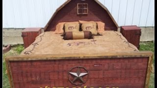 Victory Barn - Mt Pleasant Iowa - Dream Big Grow Here - Recycling Barn Wood Creations