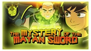 Ben 10 - The Mystery Of The Mayan Sword - Ben 10 Games