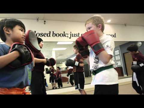 Kids martial arts/boxing classes in Las Vegas and Henderson Nevada