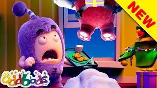 ODDBODS | Santa's Delivery Trouble | CHRISTMAS 2020 | Cartoons For Children