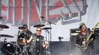 Loudness Like Hell Live @ skogsröjet 2017 LOUDNESS 検索動画 10