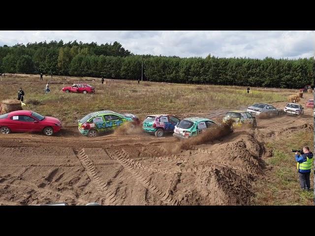 4 runda Motociekawy Wrak Race - 29 września 2019 - Grzybów, gm. Słubice