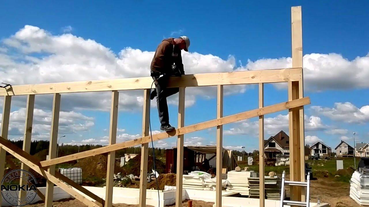 Смотреть строим дом своими руками
