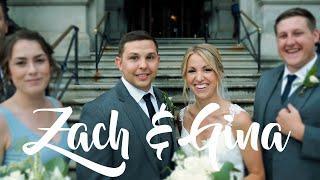 Zach & Gina Wedding