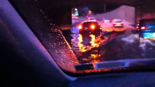 Henry Hudson Parkway 6:35am 10-1-10