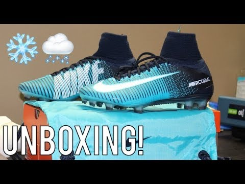 64cef1b18 Nike Mercurial Superfly 5 Ice Pack - Unboxing! - YouTube