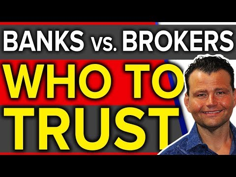 Mortgage Broker Vs Bank: Who's The Best?