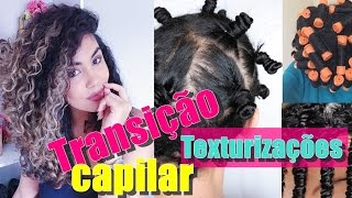 5 formas de texturizar o cabelo que vão te ajudar na transição capilar| Joyce Lima thumbnail