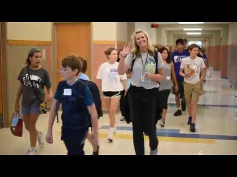 Hudson Bend Middle School Day of Service 2017