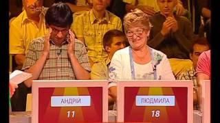 Шоу Втриматися в кріслі (ICTV) - Выпуск 1-й - Андрей Stanislavsky