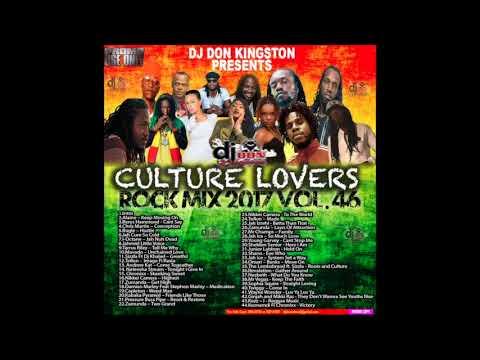 Dj Don Kingston Culture Lover's Rock Mix 2017Vol 46