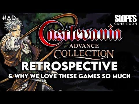 Castlevania Advanced Collection - RETROSPECTIVE
