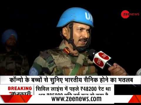 Special Report: Indian Army's UN Peacekeepers In Congo's Conflict Zone