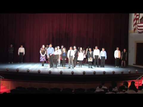 Target Oratory Festival: Francis Scott Key Middle School