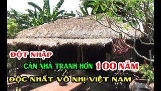 Khám Phá Căn Nhà Tranh Độc Nhất Hơn 1 Thế Kỷ Còn Lại Ở Việt Nam Tại Quảng Nam