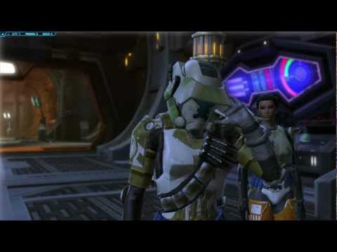 Star Wars: The Old Republic - Jaxo/A-77 Rescue (Dark)