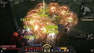 Wolcen   Unoptimized Fireball Build   Untainted 187