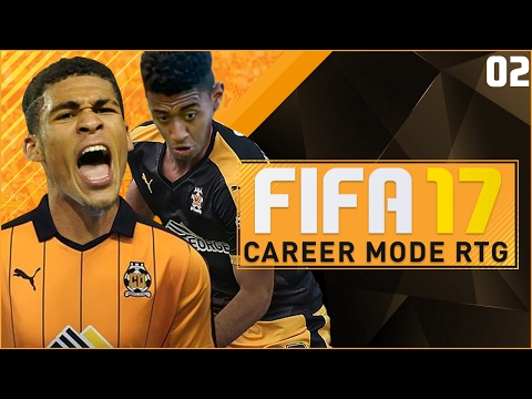 FIFA 17 Career Mode RTG S4 Ep2 - MONEY WORRIES ARE OVER?!?