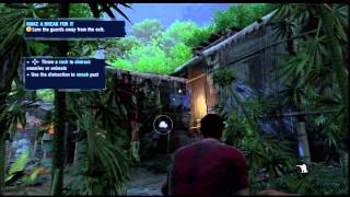 Far Cry 3 - PS3 Gameplay (first 15 minutes)