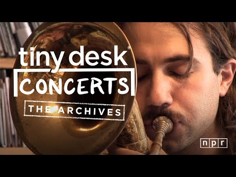 Live @ NPR Music Tiny Desk (From The Archives)