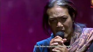 Anda Perdana feat Om Leo Tentang seseorang Live synchronizefest2020