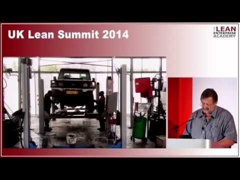 UK Lean Summit 2014 - Lean Retailing: Transforming Car Retail - Terry ODonoghue, Halfway Toyota