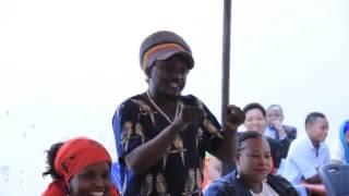 Rasi simba akitoa mafundisho ya English kwa waratibu wa Vicoba 14992685241499268744
