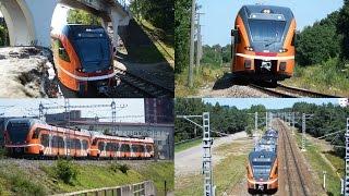 Stadler FLIRT trains