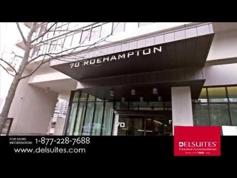 DelSuites - Midtown Toronto Furnished Rentals - Republic