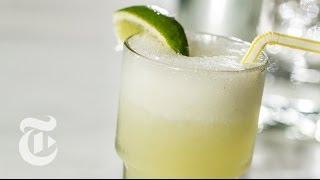 Frozen Margarita Recipe  Summer Drinks  The New York Times