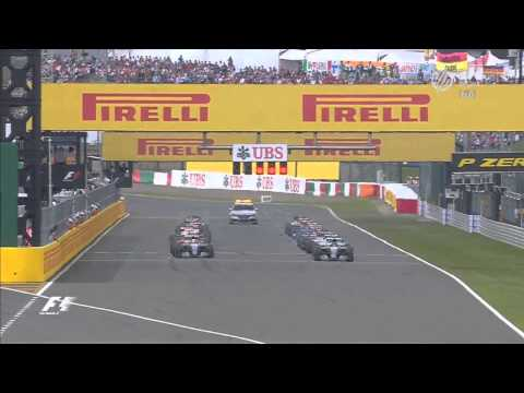 F1 2015 Suzuka highlights (HUN) HD