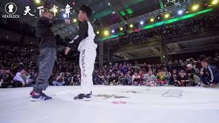 Monkey Z vs Grom | Final | Kids Battle | Hustle & Freeze Vol.13