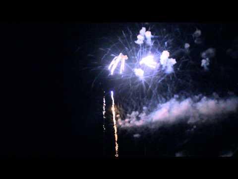 Waldron Will fireworks - Part 1