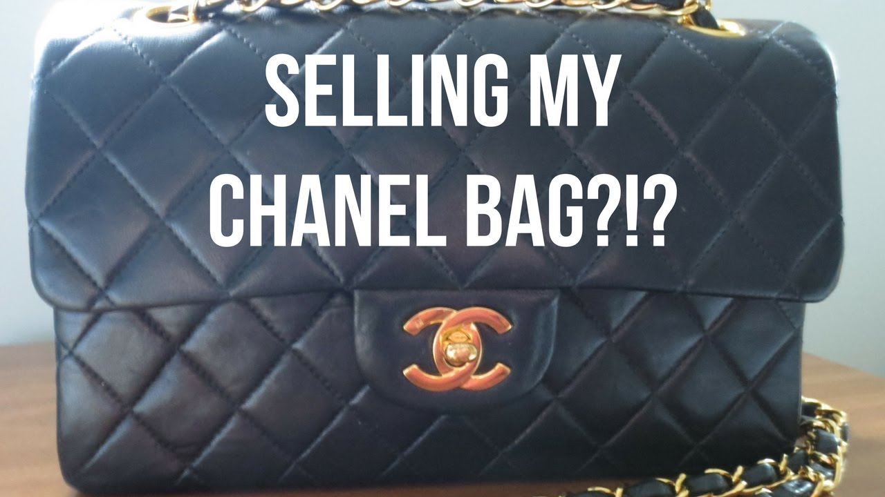51e2d1b27e3d Handbag Review | Chanel 2.55 Classic Flap Bag Vintage Lambskin Small 9 Inch