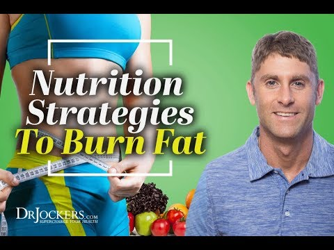The Best Nutrition Strategies to Burn Fat and Lose Weight
