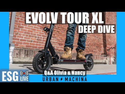 Evolv Tour XL Deep Dive | Live Show #47